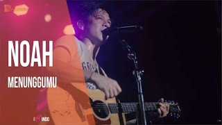 Video NOAH  - Menunggumu [ BLACKGOLD KONSER JEMBER ] download MP3, 3GP, MP4, WEBM, AVI, FLV September 2018
