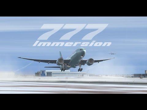 777 Immersion - Custom effects for PMDG's 777