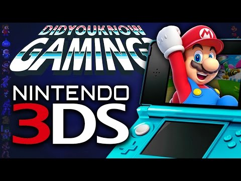 Nintendo 3DS - Did You Know Gaming? Feat. Furst