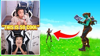 This Glitch Made Me Tiny in Fortnite
