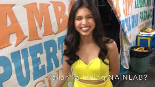 8 QUESTIONS with MAINE MENDOZA