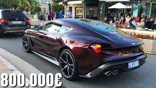 LOUD Zagato Aston Martin Vanquish Sound!!