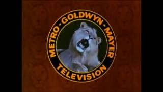 MGM TV (in-credit)/Arena Productions/CBS Television Network/MGM Television (Actual Logo) (1966)
