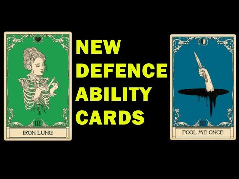 IRON LUNG And FOOL Me ONCE: New Ability Cards In Red Dead Online