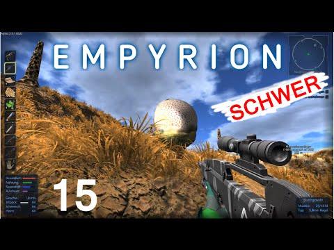 Empyrion Galactic Survival [Schwer] - Teil 15 - neue Strategie [Gameplay German Deutsch]