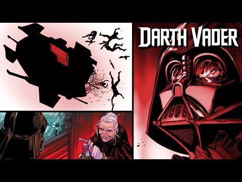 Wie DARTH VADER Commander Fox Tötete! - Star Wars Comics