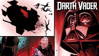 Wie DARTH VADER Commander Fox tötete! - Star Wars Comics