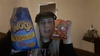 Wotsits VS Cheetos