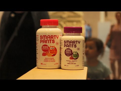 What Is The Best Multivitamin For Kids?   SmartyPants Kids Complete Vitamin