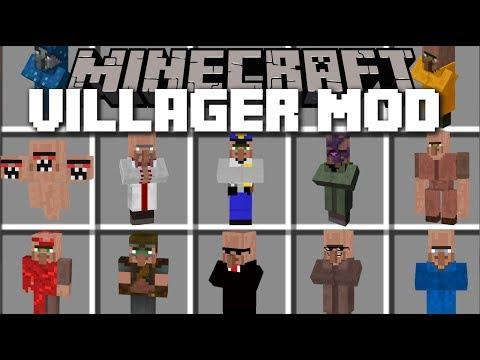 Minecraft INSANE VILLAGER