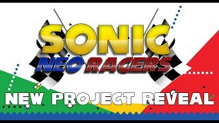 Sonic Neo Racers : Reveal + Alpha Screenshots