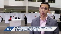 How Fintech Is Disrupting The Financial Industry