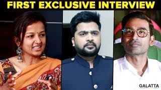 STR and Dhanush missed my script - Kiruthiga Udhayanidhi | Exclusive Interview | Galatta Tamil