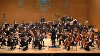 Orquesta Sinfónica CMUS Santiago 10 05 2014 A Night on the Bare Mountain  Mussorgsky