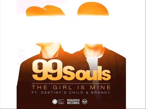 99 Souls The Girl Is Mine Lyrics