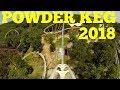 Roller coaster POV HD View Powder Keg 2018 Silver Dollar City Branson MO