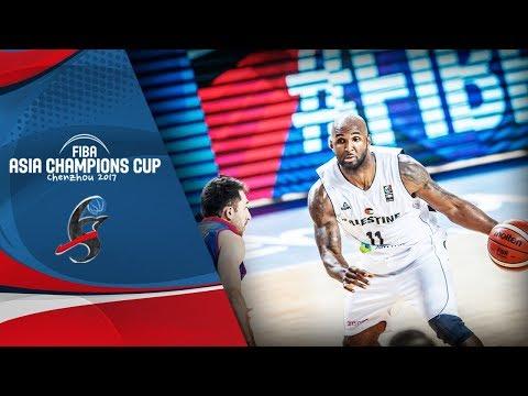 Sareyyet Ramallah (PLE) v Petrochimi (IRI) - Full Game - FIBA Asia Champions Cup 2017