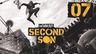 Lets Play inFAMOUS: Second Son [HD] #07 - Dem Licht auf der Spur