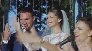 Клип на свадьбе 30.09.2016 Малашкины ДЕНИС и ЕВГЕНИЯ