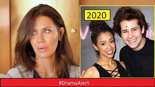 Tati Lied About Shane Dawson? #dramaalert David Dobrik & Liza Koshy In 2020