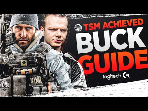TSM Achieved - BUCK GUIDE - Rainbow 6