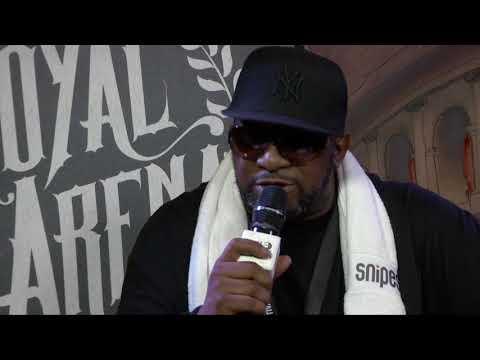 Kool G Rap @ Royal Arena TV 2017