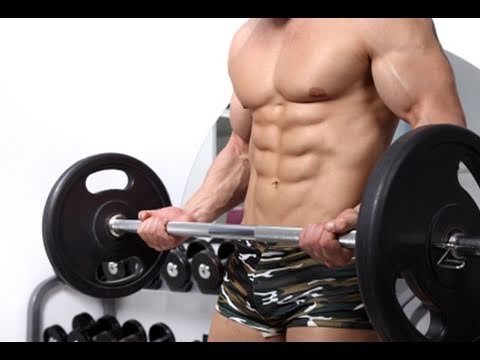 how to get abs fast at home