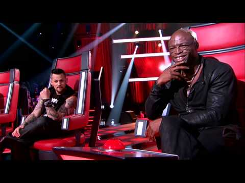 Seal And Joel Madden Are Thieves! The Voice Australia Season 2