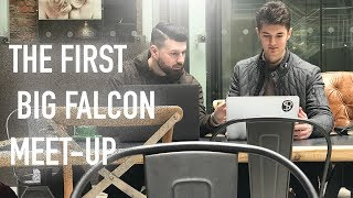 Falcon Trading Guidance Manchester Meet Up | Michael Bamber