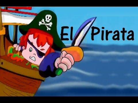 EL PIRATA - con Letra