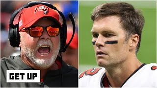 Bruce Arians criticizes Tom Brady for his struggles vs. the Saints in Week 1 | Get Up