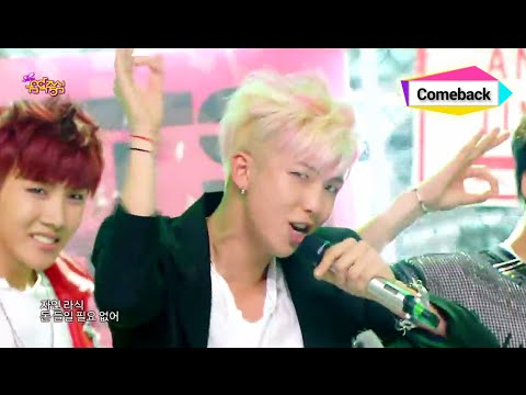 [Comeback Stage] BTS - War of Hormone, 방탄소년단 - 호르몬 전쟁 20141025