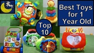 TOP 10 Best Toys for 1 year old - From Growing Little Ones