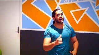 wwe toughenough baadshah pehalwan khan audition 2015