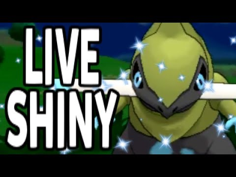 Shiny Fraxure with Justin on the Phone!! Pokemon X and Y Shiny Hunting Live Reaction