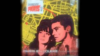 Paul Mauriat & His Orchestra - A Man And A Woman (Un Homme Et Une Femme) United Artist Records 1966