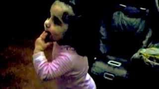 Amira Willighagen - Young Argentinian Fan listening to Amira on Su Giménez Show - August 2014