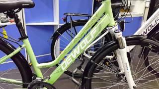Обзор велосипедов DEWOLF