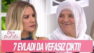 7 Evladı da vefasız çıktı! - Esra Erol'da 20 Eylül 2018
