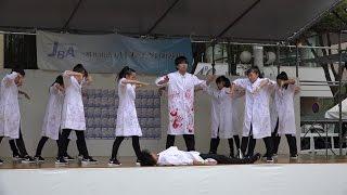 成田国際高校 ダンス部 RUSH - NO