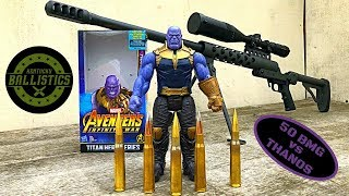 How To Defeat Thanos (50 BMG vs Thanos)