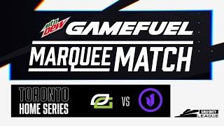 Marquee Match | OpTic Gaming LA vs Toronto Ultra | Toronto Ultra Home Series | Day 1