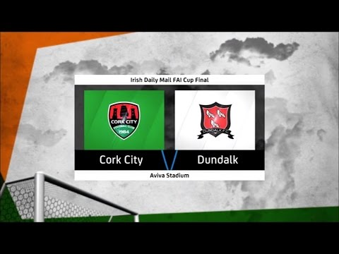 Highlights: Irish Daily Mail FAI Cup Final 2016 - Cork City v Dundalk