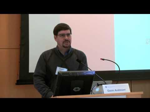 CITP Bitcoin   Keynote Gavin Andresen mov