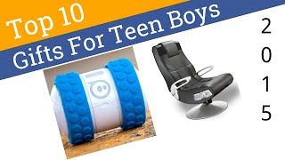 10 Best Gifts For Teen Boys 2015 | Ezvid Wiki
