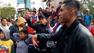 Chavelo vs Serpiente - Batalla Escrita - Presi Write Ambato