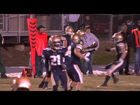 Best Interceptions - Mullen High School Football Plays