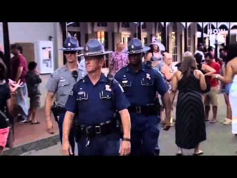 New Orleans Is Dangerously Low On Police Officers