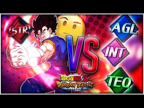 HOW DOES THE NEW STR VEGITO COMPARE TO THE OTHER BASE VEGITO'S?! DBZ Dokkan Battle