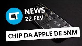 Galaxy S10 tem 8 GB de RAM; Bebês inteligentes; Facebook encerra VPN [CT News]